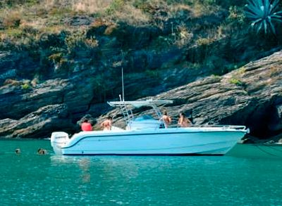 Alquiler de embarcaciones en Sanxenxo